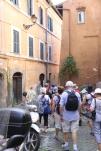 Jewish Ghetto in Rome from 1540-1870