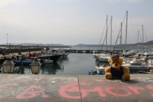 Putioli (modern Pozzuoli) where Pauls first landed on mainland Italy