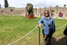 Helen in Pompeii