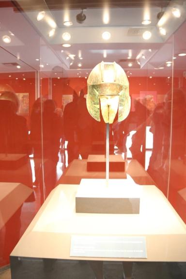 King Phillip II War Helmet