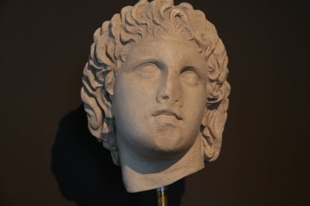 Most genuine likeness of Alexander the Great